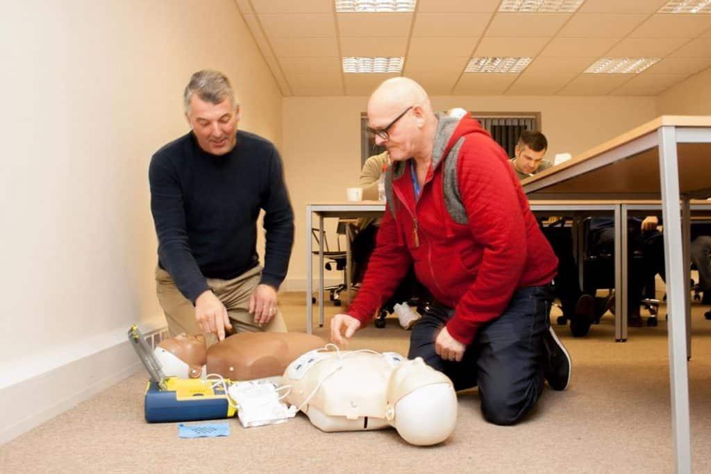 First Aid Training Nottingham